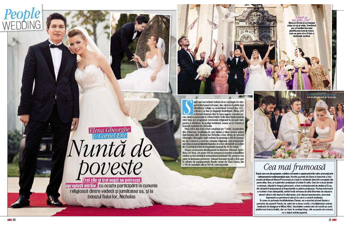 Nunta Elena Gheorghe 1
