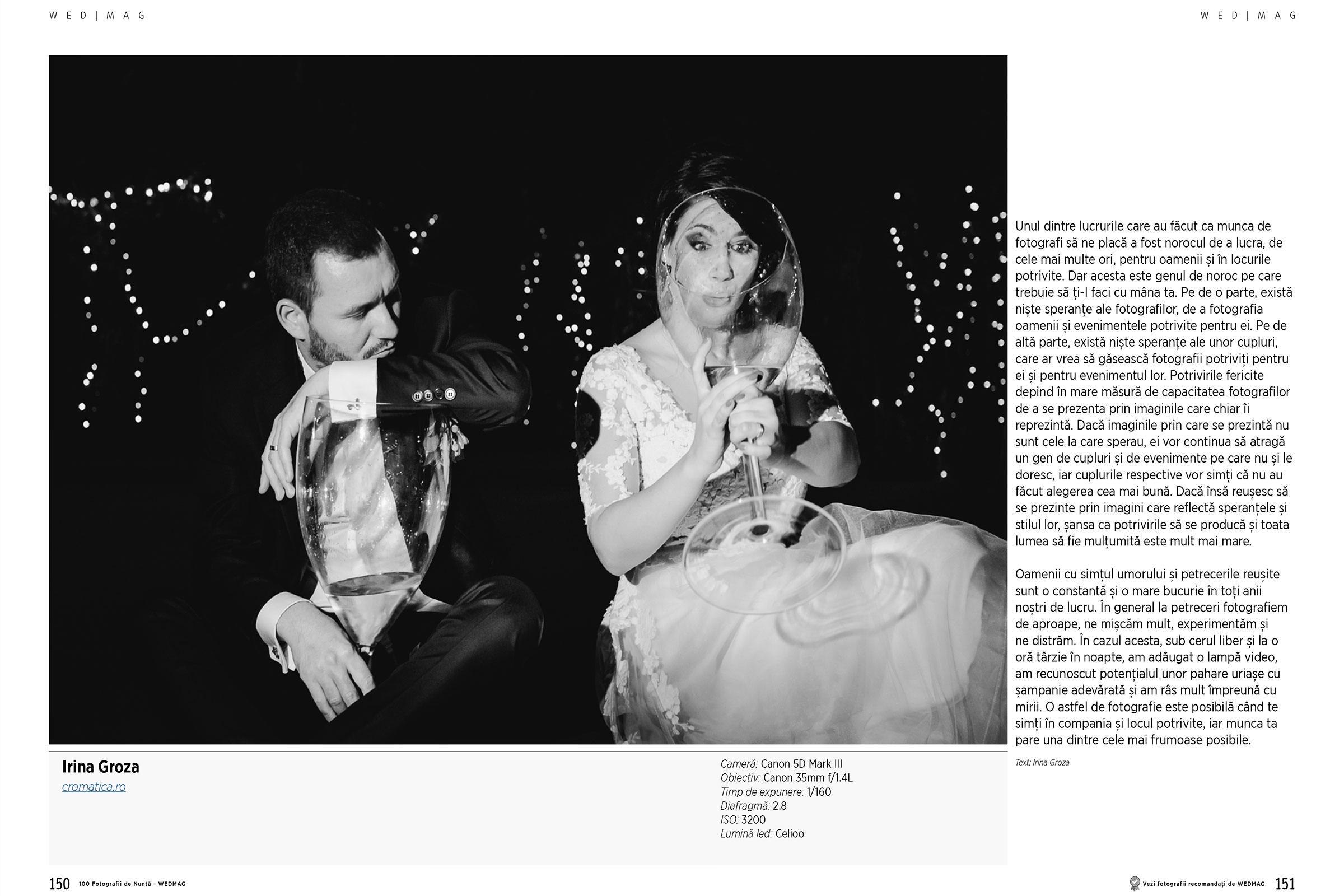 cromatica 100 de fotografii de nunta 2018 04