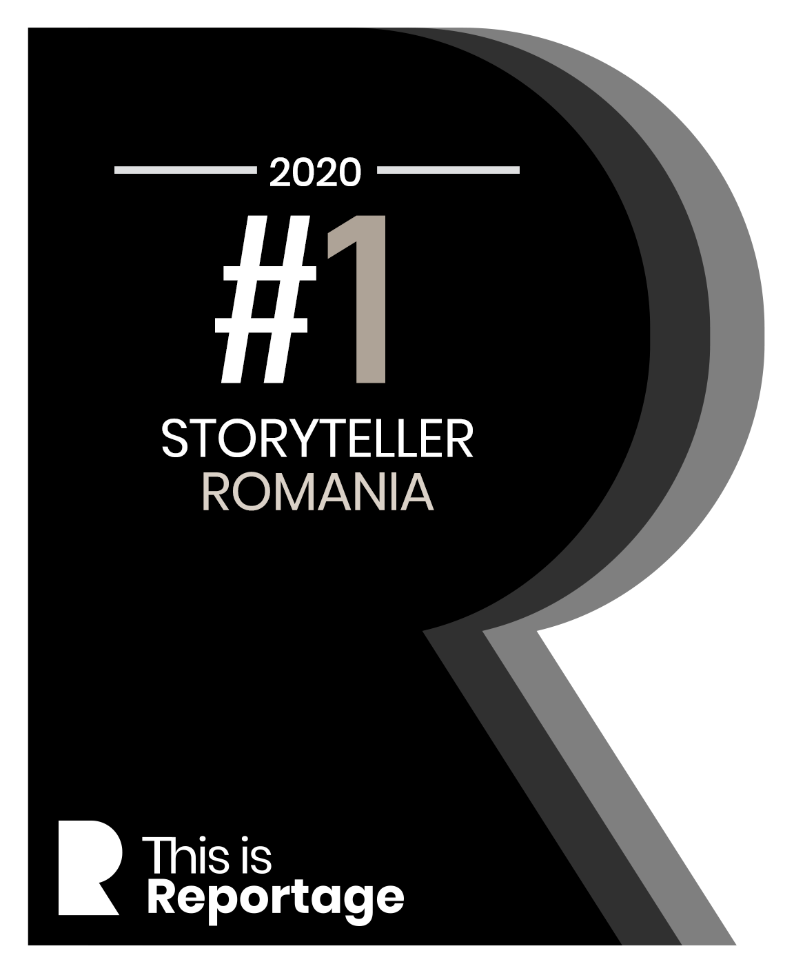 ROMANIA NO1 STORYTELLER 2020